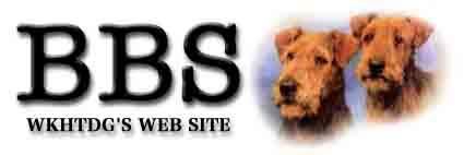 Working & Hunting Dog's Page BBS